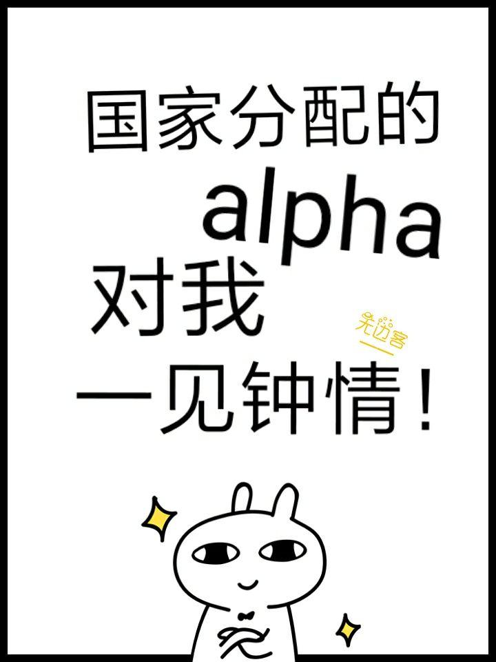 国家分配的alpha对我一见钟情封面